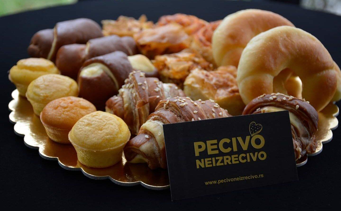 Pecivo Neizrecivo - ketering Novi Sad